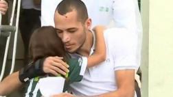 """Helio Neto fue dado de alta y dijo estar """"feliz por estar vivo"""""""