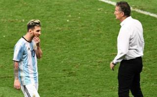 """Bauza sobre Lionel Messi: """"Si me arma el equipo me voy a casa"""""""