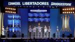 Copa Libertadores 2017: así quedaron los grupos tras sorteo - Noticias de junior vs olimpia