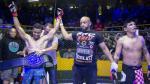 MMA en Perú: Gonzales noqueó a 'Cro Cop' y es campeón del FFC - Noticias de luis thais