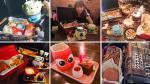 Este restaurante es tan hípster que puedes comer de una maleta - Noticias de spider man