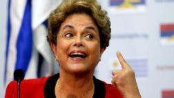 """Dilma: """"Es necesario que Michel Temer renuncie antes de enero"""""""