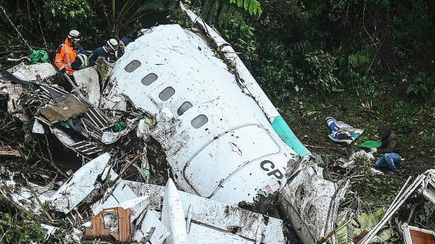 Colombia desvirtuó a Bolivia sobre causas del accidente — Chapecoense