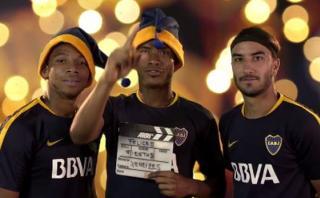 Boca Juniors: deseos y saludos navideños de xeneizes [VIDEO]
