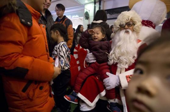 Así se prepara el mundo para celebrar la Navidad [FOTOS]