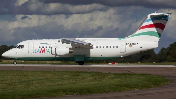 Avión en que iba Chapecoense cayó por agotamiento de combustible: Aerocivil
