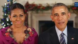 Barack Obama y el último mensaje de prosperidad por Navidad