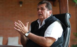 García reitera disposición ante autoridades por caso Odebrecht