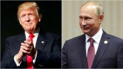 "Trump celebra que Putin llame ""humillante"" a derrota de Clinton"