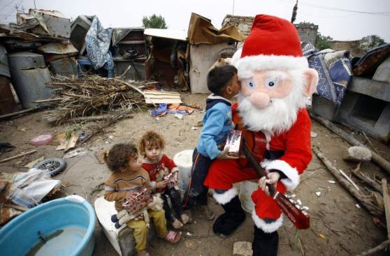 De Iraq a Canadá.: Así se vive la Navidad en el mundo [FOTOS]