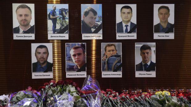 Rusia: Las posibles causas de la caída del avión militar