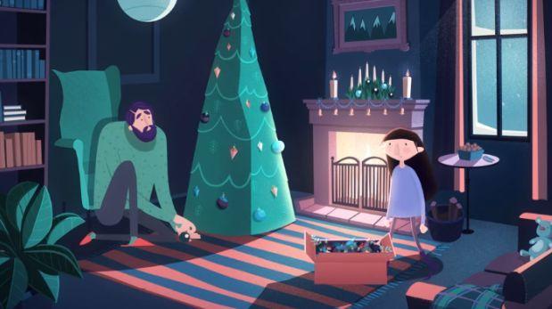 Anuncio de Navidad crea conciencia sobre el Alzheimer [VIDEO]