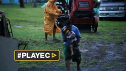 Filipinas: miles huyen de sus casas en Navidad por tifón
