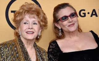 Carrie Fisher: madre de la actriz dio noticias sobre su salud