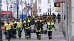 Miles evacúan en Alemania tras hallarse bomba de Segunda Guerra - Noticias de milan bievac