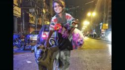 Historia de niño y perro callejero causa revuelo