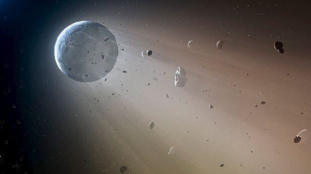 El plan de la NASA para atrapar un asteroide