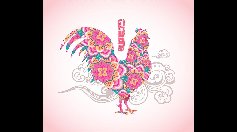 calendario chino y marcha - Calendar