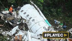 Chapecoense: Avión tenía exceso de peso y escaso combustible