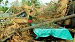 La furia con que el tifón Nock-Ten golpeó el este de Filipinas - Noticias de filipinas tifon