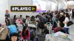 Filipinas: unos 300 vuelos fueron cancelados por tifón Nock-Ten - Noticias de tifon haiyan