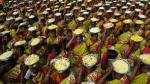 El tributo a los 230.000 muertos en tsunami en Océano Índico - Noticias de desastres naturales