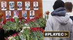 Rusia sigue de duelo por fallecidos en avión accidentado - Noticias de avión siniestrado