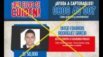 Huánuco: cayó narco por quien se ofrecía S/50 mil de recompensa - Noticias de control de insumos químicos