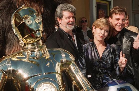 Carrie Fisher murió a los 60 años: adiós, princesa Leia [FOTOS]