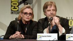 """""""Star Wars"""": elenco lamentó la muerte de Carrie Fisher"""