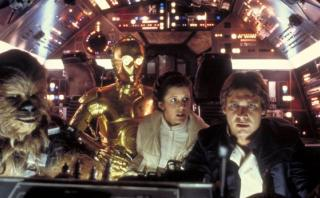 Facebook se llena de homenajes a la princesa Leia de Star Wars