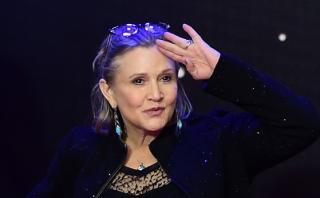 """Carrie Fisher: el homenaje que le hizo en vida """"Rogue One"""""""