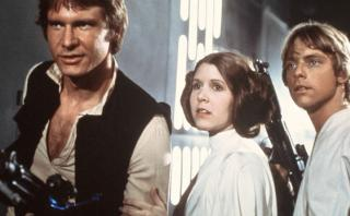 Carrie Fisher: 10 escenas de Leia que no olvidaremos [VIDEOS]