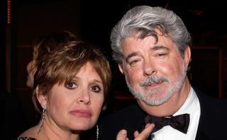 """George Lucas: """"Carrie fue nuestra grande y poderosa princesa"""""""