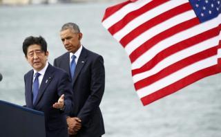 """Abe ofrece """"eternas condolencias"""" por muertos en Pearl Harbor"""