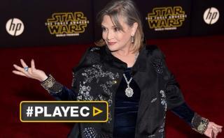 Carrie Fisher: 10 cosas que no sabías de la princesa Leia