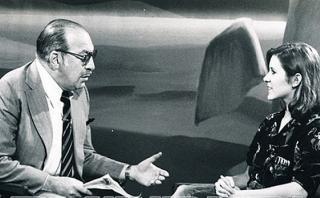 Carrie Fisher: recuerda la entrevista que dio a la TV peruana