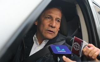 Fiscalía de lavado interrogará en enero a Ollanta Humala