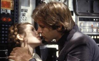 Carrie Fisher y sus polémicos textos sobre Harrison Ford
