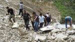 Vraem: 13 personas murieron tras caída de camioneta a abismo - Noticias de ayna san francisco