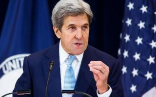 Kerry: Colonias amenazan futuro de Israel y paz con Palestina