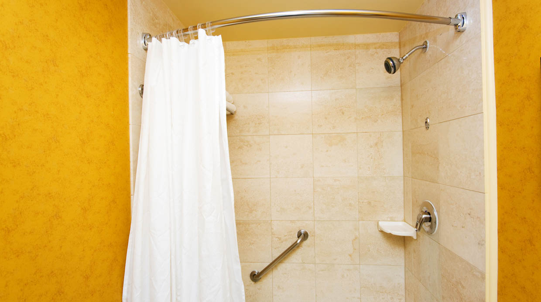 Trucos para eliminar el moho de las cortinas de ba o - Trucos para ir al bano todos los dias ...