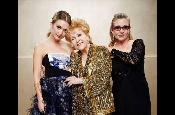 Debbie Reynolds y Carrie Fisher: la amistad entre madre e hija
