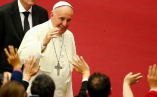 Casi 4 millones de personas asistieron a actos del papa en 2016