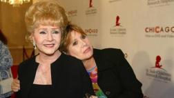 Murió la actriz Debbie Reynolds, la madre de Carrie Fisher