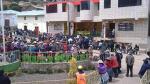 Huancavelica: rinden homenaje a alcalde fallecido en accidente - Noticias de ortega quispe