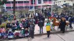 Huancavelica: rinden homenaje a alcalde fallecido en accidente - Noticias de antonio gonzales gonzales
