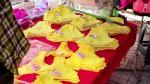 Ropa interior amarilla para recibir Año Nuevo en Latinoamérica - Noticias de rayo dorado