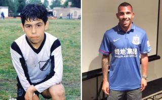 Tevez, de la pobreza extrema a ser el futbolista mejor pagado