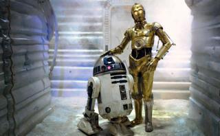 """K-2SO y otros droides icónicos de """"Star Wars"""""""